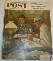 Post Magazine Bob Hope & General Dean February 1954 122814R