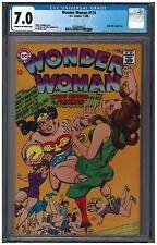 WONDER WOMAN #174 CGC 7.0 (1-2/68) DC Comics
