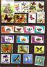 TUTTI I PAESI Tutti gli specie di Farfalle G105