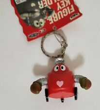 Vintage Bandai Ganbare Robocon Key chain Figure Japan 2""