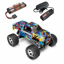 Traxxas Stampede 1/10 Monster Truck 2WD #36054-4SET