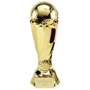 Football trophy Resin in 5 sizes With Free Engraving up to 45 Letters tf001