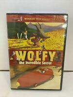 Wolfy,The Incredibe Secret DVD - NEW and SEALED - Free Shipping!