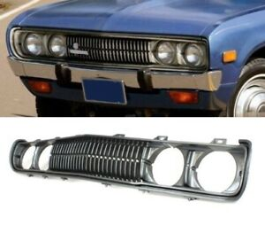 FITS Nissan Datsun 620 Pickup 1972-1978 Front Radiator Grille GREY NEW