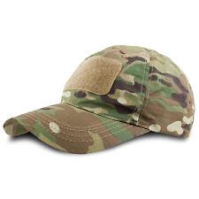 Bulldog Tactical Operator Patch Military Army Baseball Cap Hat MTP Multicam NEW