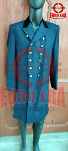 New WW2 US Navy Captain Admiral Military Officer Frock Coat Jacket Repro