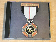 EX/EX !! Electric Light Orchestra/ELO's Greatest Hits/1988 Jet CD Album/Best Of