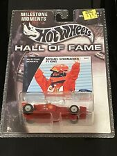 Hot Wheels Hall of Fame - Milestone Moments Formula 1 Ferrari Schumacher 1:64