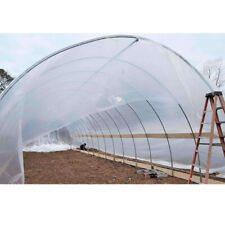 Greenhouse Plastic Cover Clear 6mil 5yr Poly Film 13-33 Widths x Various Lengths