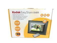 Kodak EasyShare SV-811 8-inch Digital Picture Frame
