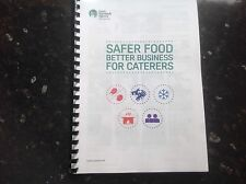 Safer Food Better Business For Caterers Pack SFBB  Restaurant Takeaway Diary