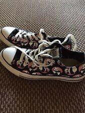 Converse Chuck Taylor All Star Pink White Panda Canvas Shoes Mens Sz 7 Women's 8