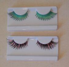 fashion false eyelashes party eyelashes Reusable eyelash makeup 2colours choices