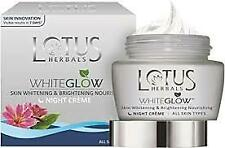 Lotus Herbals WhiteGlow Skin Whitening Night Creme 60 gm with free shipping