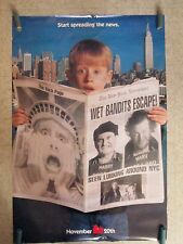 One Sheet Movie Poster Original Rolled Home Alone 2: Lost in New York #224