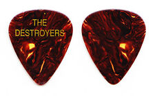 Vintage George Thorogood and the Destroyers Brown Guitar Pick - 1990s Tours