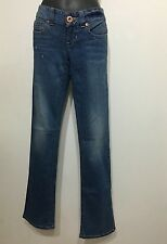 Authentic New With Tag Guess Jeans Denim Boot Cut Ladies Pants Sz 26""
