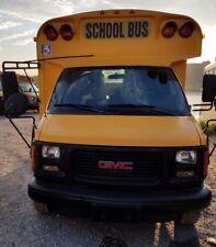 2002  GMC SCHOOL BUS  -  WHEELCHAIR ACCESSIBLE  NO RESERVE