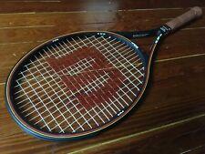Wilson Pro Staff 95 Limited Edition tennis racquet – Japan – 4 3/8 – natty gut!