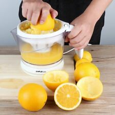 Electric Citrus Juicer Orange Fruit Lemon Squeezer Extractor 20oz Capacity