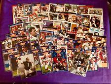 NFL FOOTBALL COLLECTION SPORTS CARDS - ATLANTA FALCONS