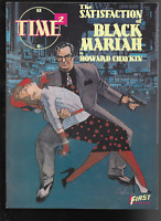 Time²  Satisfaction of Black Mariah & The Epiphany Howard Chaykin GN First OOP