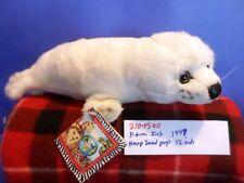 K&M Harp Seal Pup 1997 plush(310-1440)