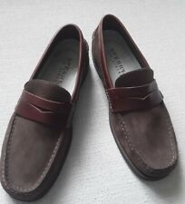 SPERRY TOPSIDER MENS 10M AUTHENTIC ORIGINAL PENNY LOAFER SLIP ON PERFECT COND!