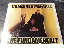 "Fundamentalz, The - Combined Mentalz 12"" 2005 UK Hip Hop Reception Records, Exc"