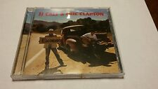 JJ CALE & ERIC CLAPTON MUSIC CD THE ROAD TO ESCONDIDO
