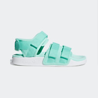 New Adidas Original Womens ADILETTE SANDAL B27998 MINT / WHITE US W 5 - 10 TAKSE