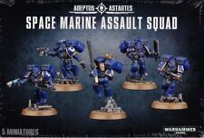Space Marine ASSAULT SQUAD tempesta squadra Games Workshop Warhammer 40.000 GW 48-09