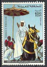 Morocco 1969 Horse Costumes MNH**