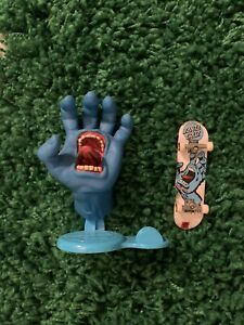Tech Deck Collector Series Jim Phillips Screaming Hand Santa Cruz 2009 Rare