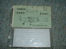 Airframe Vacforms 1/72 Fokker Dxxiii