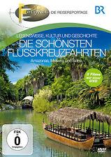 DVD la Más hermoso Crucero por el río de Br Fernweh La Revista de viajes 3DVDs