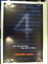 Paranormal Activity 4 Horror Original Película Cartel De Una Lámina 69x102cm
