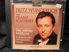 Fritz Wunderlich singt Franz Schubert - Die Schöne Müllerin
