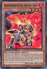 Brotherhood of the Fire Fist - Bear (CT10-EN008) - Super Rare - Near Mint