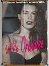 WILDE ORCHIDEE (B), (Pl. '90) - CARRÉ OTIS / MICKEY ROURKE / JAQUELINE BISSET