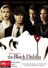 The Black Dahlia - SCARLETT JOHANSSON / HILARY SWANK - PAL R4 NEW & SEALED