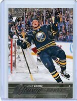 Jack Eichel 2015-16 Upper Deck Young Guns YG #451 RC rookie hockey card NM Sabre