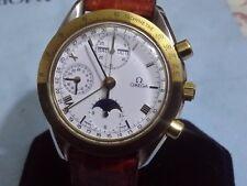Orologio Omega Speedmaster Triple Date Calendar Moonphase 1992' Vintage Oversize