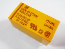Sds relais 48v 2xum 125v 0,6a panasonic ds2e-m-dc48v #10r78# Gold