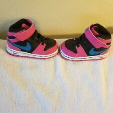NIKE SHOES - BABY/TODDLER SIZE 4C GIRLS - HI-TOPS - NO BOX