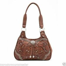 American West Leather Handbags Purses For Women