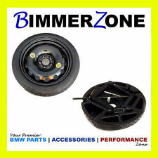 BMW F87 M2 2016+ Emergency Space Saver Spare Tire, Jack, Tire Iron, Tray - NEW