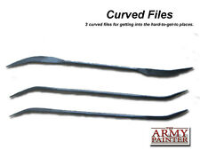 Army Painter BNIB Tool - Speciality Curved Files