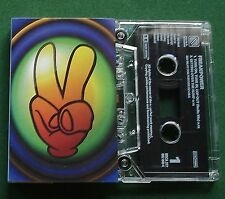 Freak Power Turn On Tune In Cop Out + Cassette Tape Single - TESTED