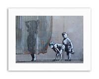 Banksy Dismaland Shower Graffiti Street Art Canvas art Prints